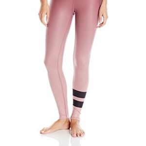 ALO High Waist Airbrush gradient leggings